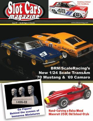 Slot Cars Magazine - Get your Digital Subscription