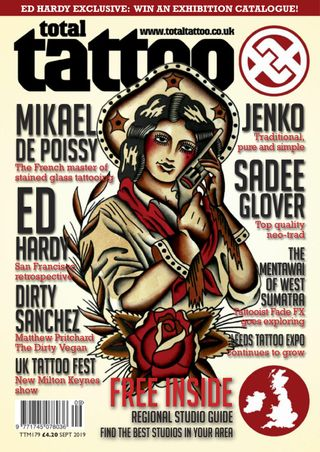 Total Tattoo Magazine - Get your Digital Subscription