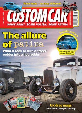 Custom Car Magazine May 2017 Issue Get Your Digital Copy