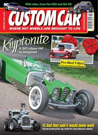 Custom Car Magazine February 2018 Issue Get Your Digital Copy