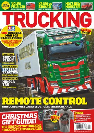 Trucking Magazine January 2019 issue – Get your digital copy