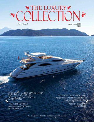Wonderbaar The Luxury Collection Magazine - Get your Digital Subscription XO-76