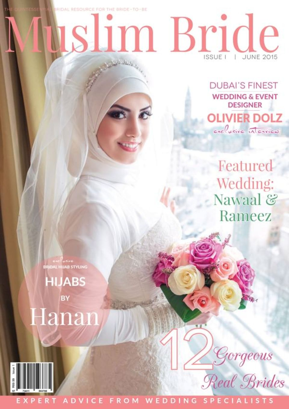 Get Your Digital Copy Of Muslim Bride Issue 1 June 2015 Issue