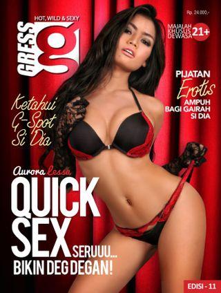 Gress Magazine February