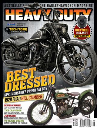 HEAVY DUTY Magazine January - February 2019 issue – Get your