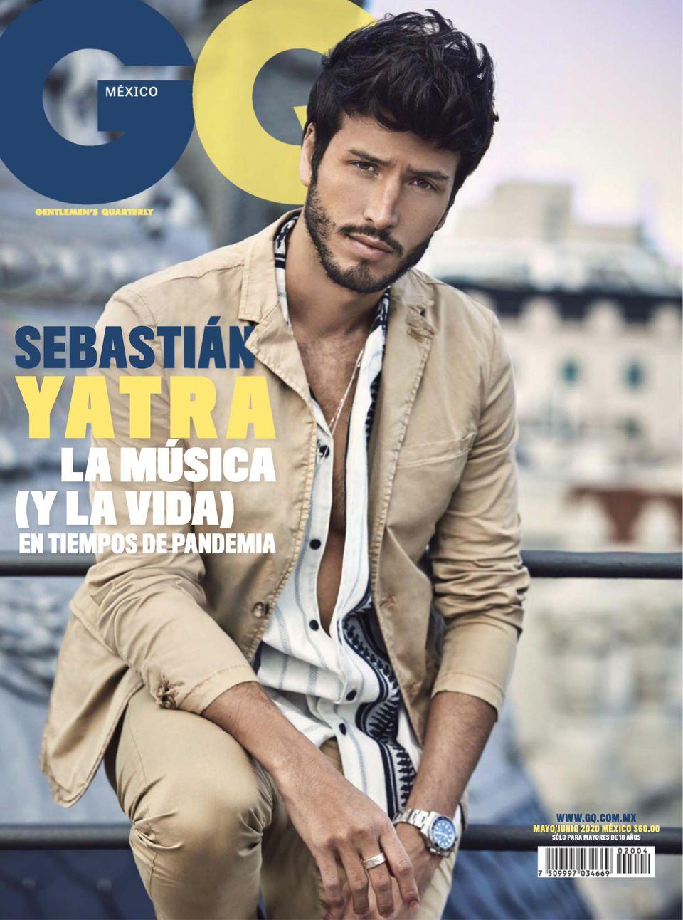 GQ Mexico Magazine - Get your Digital