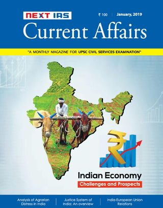 Current Affairs Made Easy Magazine January 2019 issue – Get your
