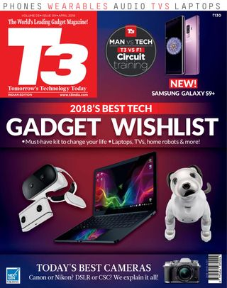 T3 India Magazine April 2018 issue – Get your digital copy
