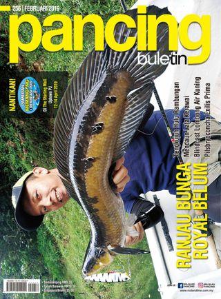 Pancing Magazine Januari 2019 issue – Get your digital copy