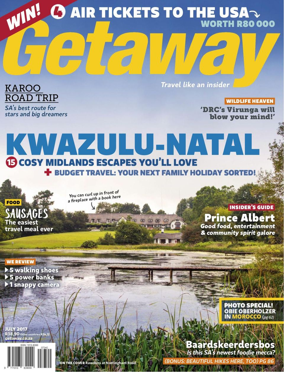 Getaway July 2017 Magazine Get Your Digital Subscription