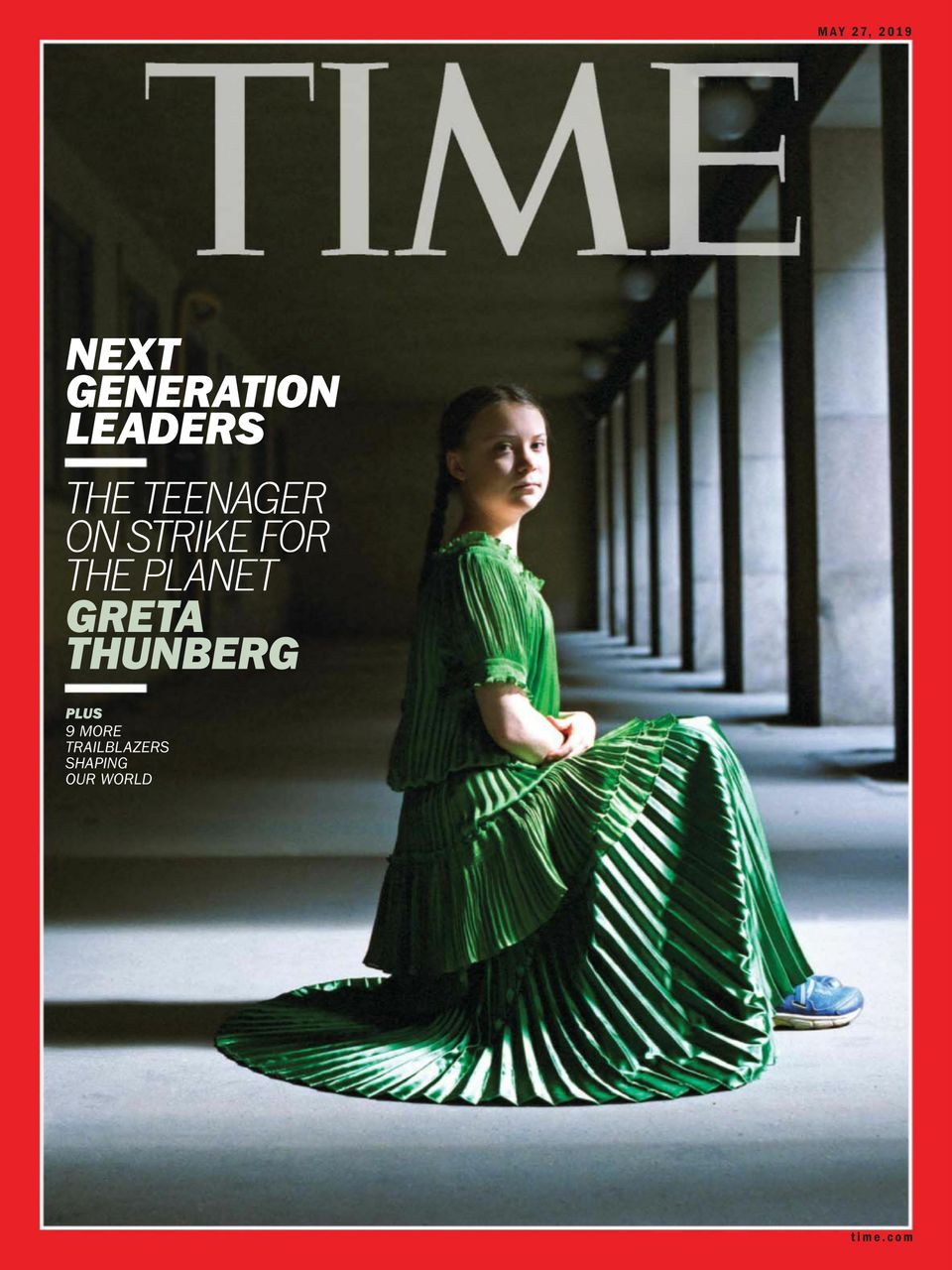 TIME Magazine-May 27, 2019 Magazine - Get Your Digital