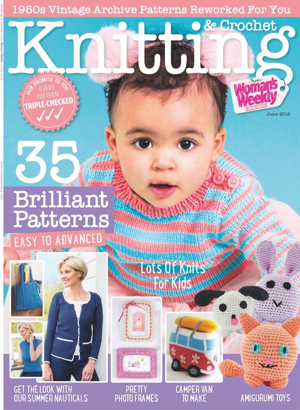 Inside Crochet - Issue 94 | 1310x960