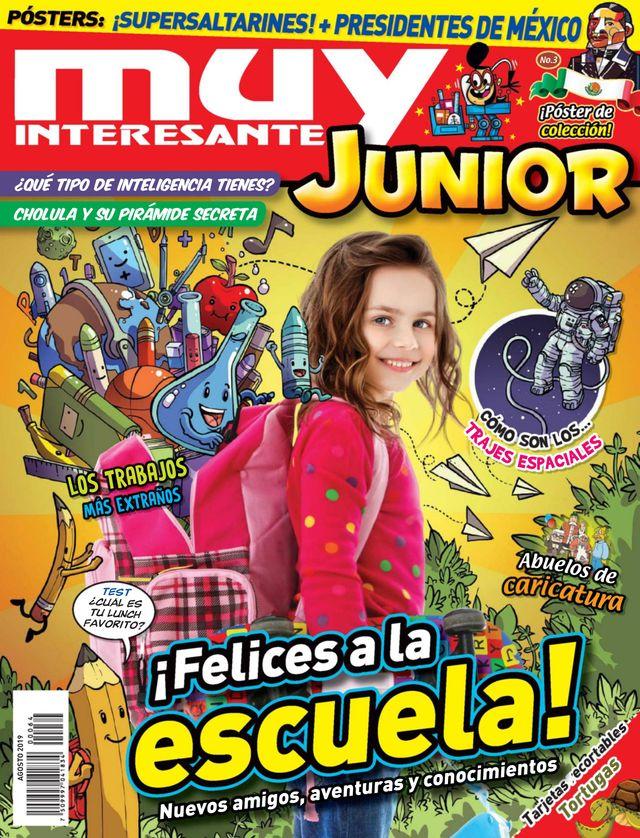 2 - Muy Interesante Junior Mexico Agosto 2020