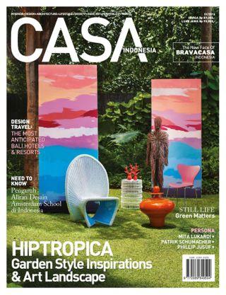 Casa Indonesia Magazine Casa IV 2016 issue – Get your