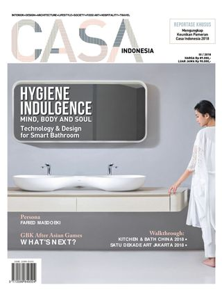 Casa Indonesia Magazine - Get your Digital Subscription