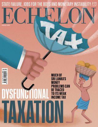 Echelon Magazine June 2019 issue – Get your digital copy