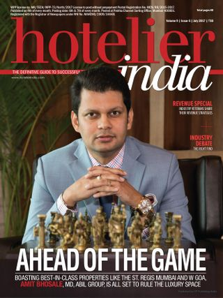 Hotelier India Magazine July 2017 issue – Get your digital copy