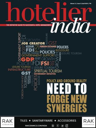 Hotelier India Magazine - Get your Digital Subscription