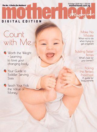 Get Your Digital Copy Of Motherhood Magazine October 2018 Volume 1 Issue