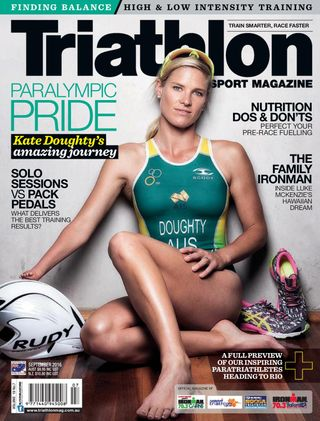 Get Your Digital Copy Of Triathlon Multi Sport Magazine September 2016 Issue