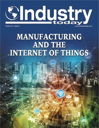 Industry Today Magazine Volume 21 Issue 6 issue – Get your