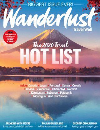 Get your digital copy of Wanderlust Travel Magazine December