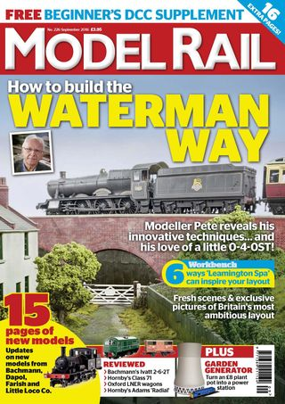 Model Rail Magazine Issue 226 issue – Get your digital copy