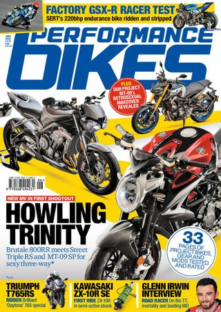 Performance Bikes Magazine June 2018 issue – Get your