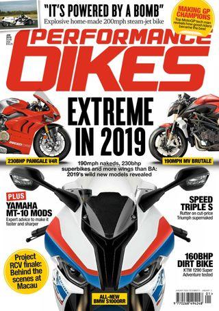 Performance Bikes Magazine - Get your Digital Subscription