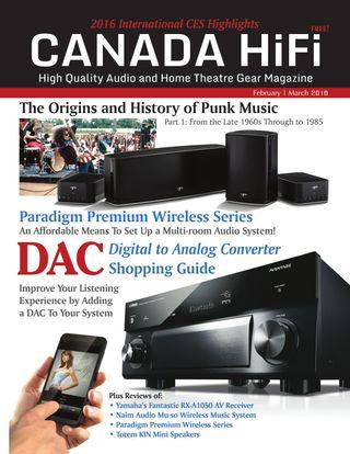 CANADA HiFi Magazine - Get your Digital Subscription