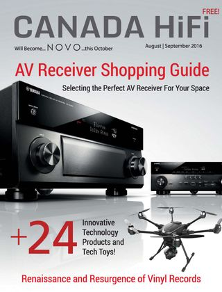 CANADA HiFi Magazine - Get your Digital Subscription