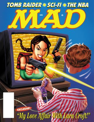 Get Your Digital Copy Of Mad Magazine Mad 381 May 1999 Issue