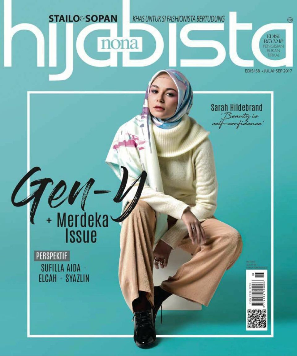 Get your digital copy of Hijabista-July - September 7 issue