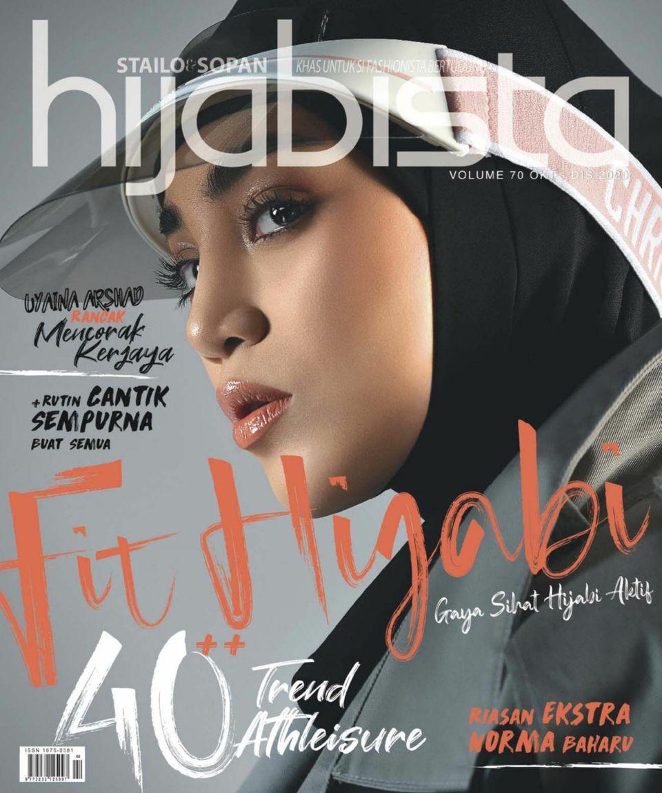 Hijabista Magazine - Get your Digital Subscription