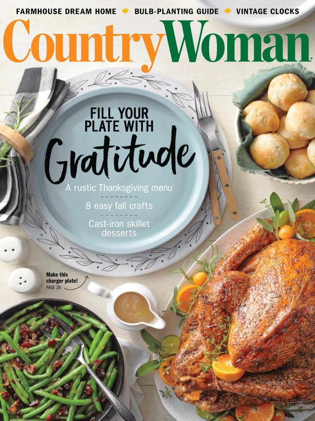 Country Woman October/November 2020 Magazine