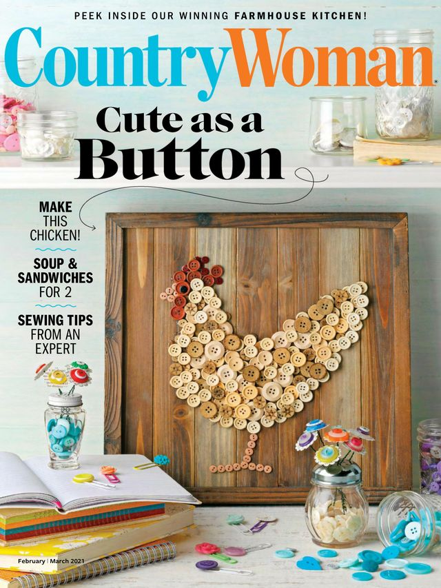 Country Woman February/March 2021 Magazine