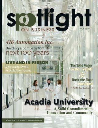 Spotlight on Business Magazine - Get your Digital Subscription