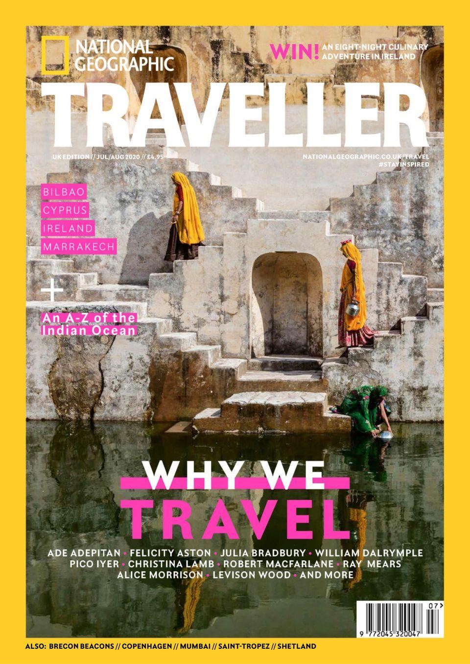 National Geographic Suoratoisto