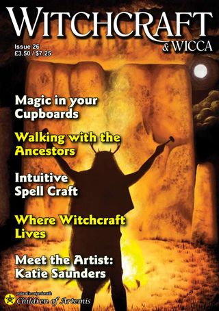 Witchcraft & Wicca Magazine - Get your Digital Subscription