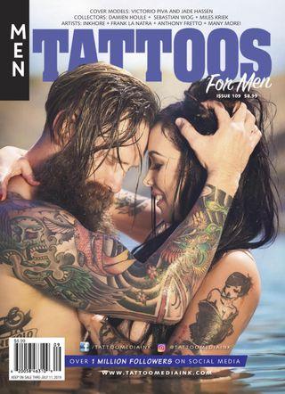 Tattoos For Men Magazine - Get your Digital Subscription
