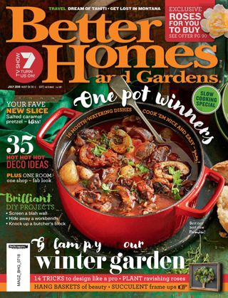 Get Your Digital Copy Of Better Homes Gardens Australia July