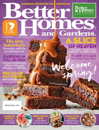 Get Your Digital Copy Of Better Homes Gardens Australia October