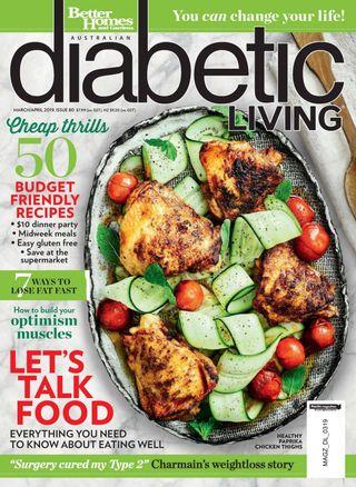 Diabetic Living Australia Magazine March April 2017 Issue