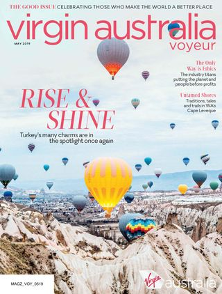 Virgin Australia Voyeur Magazine May 2019 issue – Get your digital copy