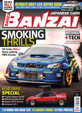 Banzai Magazine December 2018 Issue Get Your Digital Copy