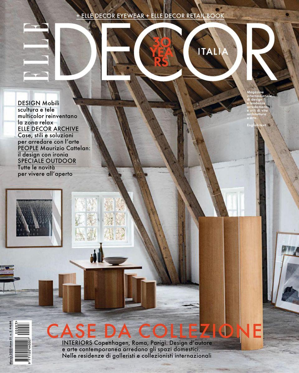 Case E Stili Design get your digital copy of elle decor italia-marzo 2020 issue