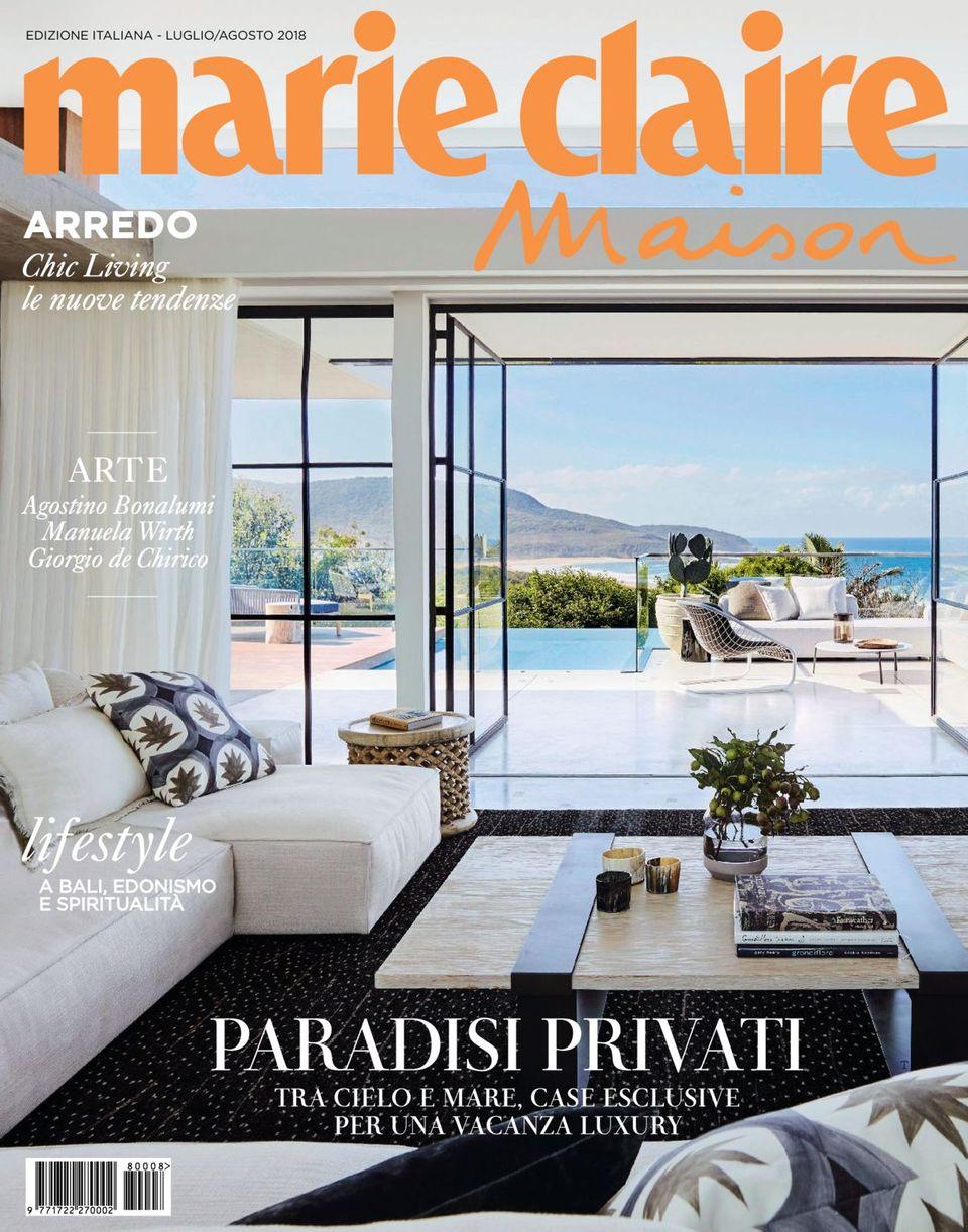 Nuove Tendenze Arredamento 2018 get your digital copy of marie claire maison italia-luglio