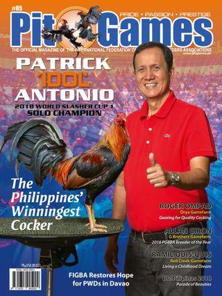 Pit Games Magazine - Get your Digital Subscription