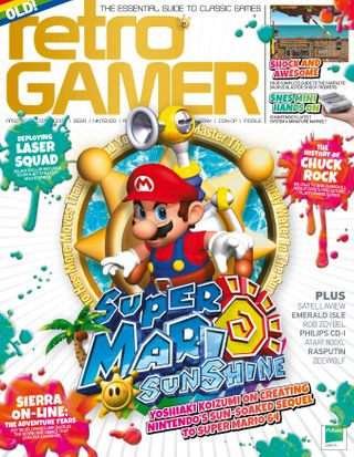 Retro Gamer Magazine Issue 173 issue – Get your digital copy