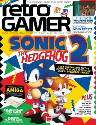 Retro Gamer Magazine Issue 175 issue – Get your digital copy